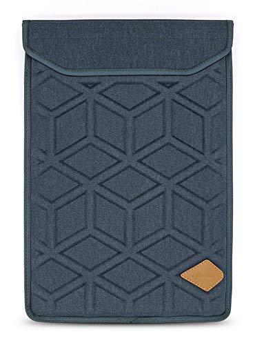 Lymmax Laptop Tasche 10-14 Zoll Laptop Tasche mit Schultergurt Wasserdicht Laptop Aktentasche Notebook Tasche Sleeve für Dell/HP/Lenovo/Acer/Asus/Chrom