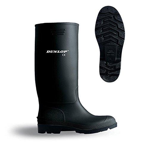 Dunlop Unisex b-dri Budget Wellington Boot