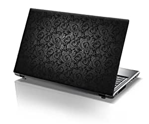 "15,6"" Autocollants pour ordinateur portable paisley design"