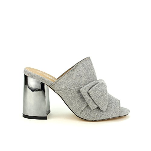 Cendriyon, Sandale color Gris CINK Mode Chaussures Femme Gris