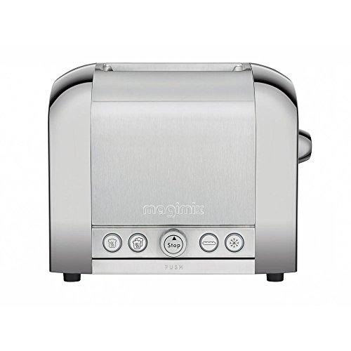 Magimix Le Toaster 2 tranches brossé-brillant Magimix