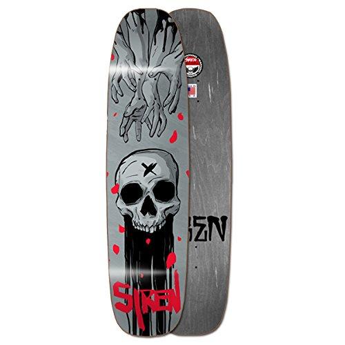 Siren Beggars Skateboard Deck, 8,25x 32x 14.35-inch