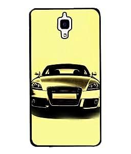FUSON Designer Back Case Cover for Xiaomi Redmi Mi 4 :: Redmi Mi 4 (Automobile Car Concept Drive Fuel)