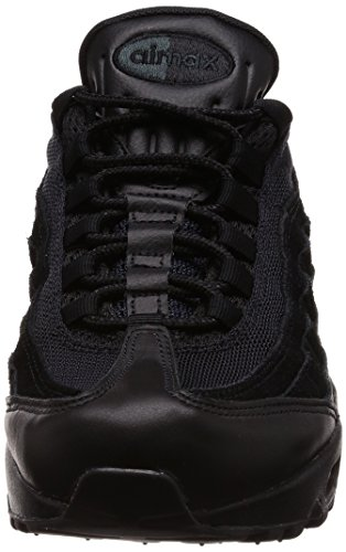 Nike Air Max 95 Prm, Chaussures de Gymnastique Homme Noir (Black/black/black 012)