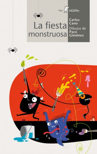 La fiesta monstruosa (Calcetín)