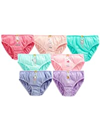 CHARM N CHERISH Girls' Cotton Panties (Pack of 7)