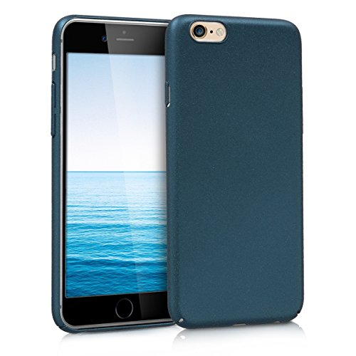 kwmobile Apple iPhone 6 / 6S Hülle - Handyhülle für Apple iPhone 6 / 6S - Anti-Rutsch Grip Handy Case Cover