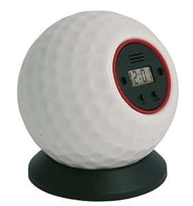 Wesco Réveil en forme de balle de golf