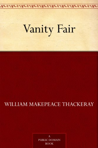 Vanity fair ebook william makepeace thackeray amazon vanity fair by thackeray william makepeace fandeluxe PDF
