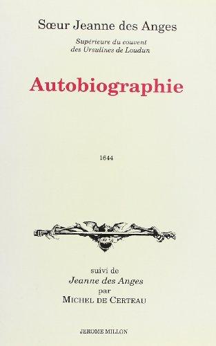 Autobiographie par Michel de Certeau