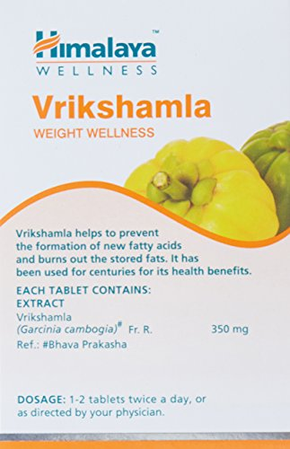 Himalaya Wellness Pure Herbs Vrikshamla Weight Wellness – 60 Tablet