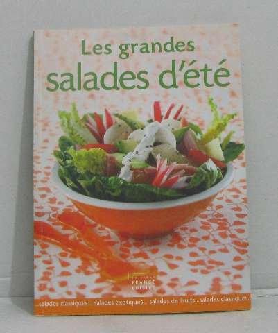 Les grandes salades d'été