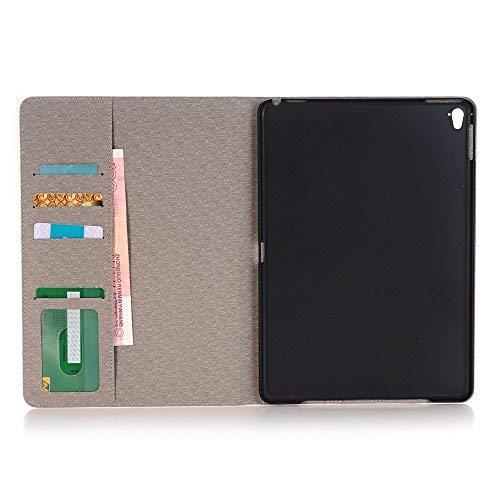 iPad Mini 2 Hülle, Miya Bookstyle Folio Kasten Abdeckungs Standplatz magnetisches PU Leder mit Selbstschlaf / Wake Eigenschaft Fall Abdeckung für iPad Mini 1/2/3 (iPad Mini 1/2/3, A01)