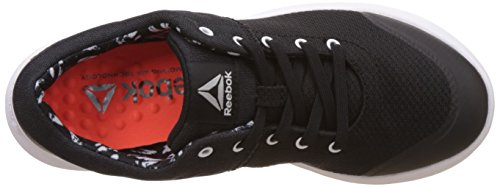 Reebok Bd1486, Scarpe da Escursionismo Donna Nero (Black/White/Coal)