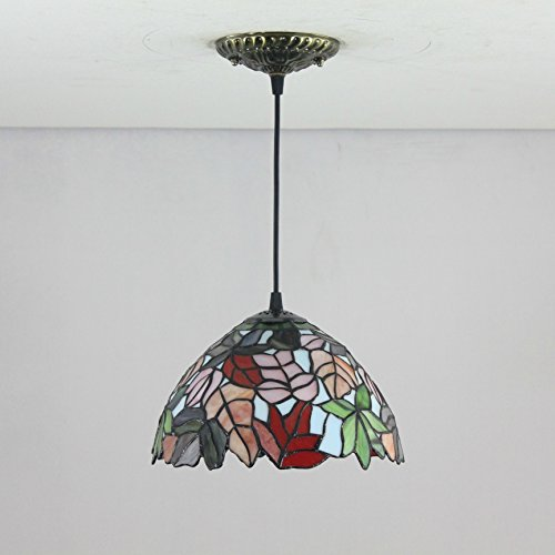 gweat-10-inch-european-pastoral-creative-leaves-tiffany-pendant-light-ceiling-porch-lamp