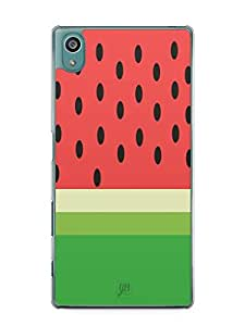 YuBingo Watermelon Mobile Case Back Cover for Sony Xperia Z5