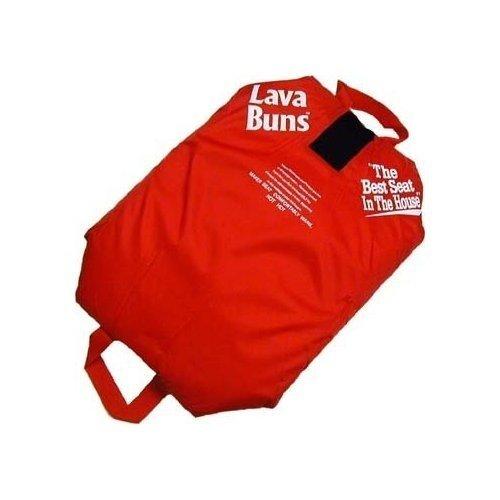 Vesture Red Lava Buns by Vesture -