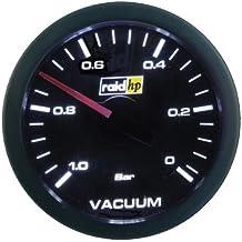 Raid HP 660177 Sport - Reloj vacuómetro para coche, color negro