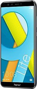 Honor 9 Lite Smartphone 4+64 GB (14,35 cm (5,65 Zoll) FHD+ Display, 64 GB interner Speicher und 4 GB RAM, Dual-Sim, Android 8.0) Midnight Black