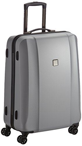 TITAN Koffer, 67 cm, 80 Liter, Silver