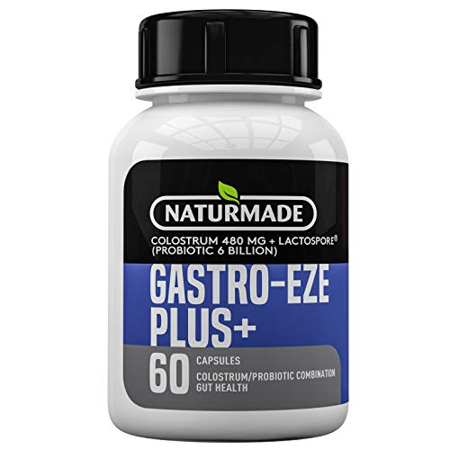 Gastro-Eze Plus+  Colostrum and Probiotic Combination for Gut Health and  Well-Being