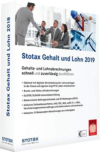 Stotax Gehalt und Lohn 2019