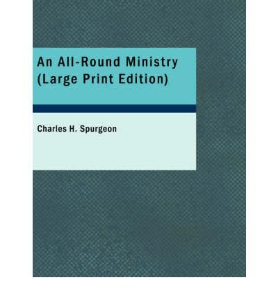 An All-Round Ministry (Paperback) - Common