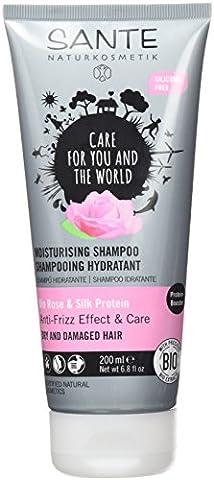 SANTE Capillaires Shampooing Velours à la Rose 200 ml