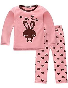 Kleine Mädchen Pyjama Set 2 Stüc