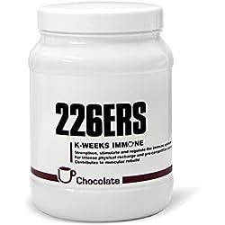 226ERS K-Weeks Bebida para el Desayuno Inmune, Sabor Chocolate - 600 gr