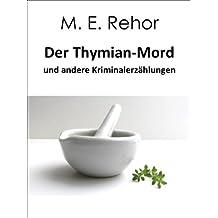 Der Thymian-Mord