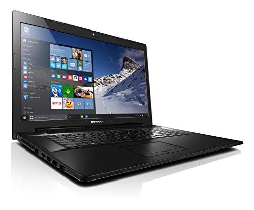 Lenovo G70-80 – Portátil de 17.3″ HD (Intel Core I3-5005U, 4 GB de RAM, 1 TB de disco duro, Nvidia GeForce GT 920M con 1 GB, Windows 10) negro – teclado QWERTY español