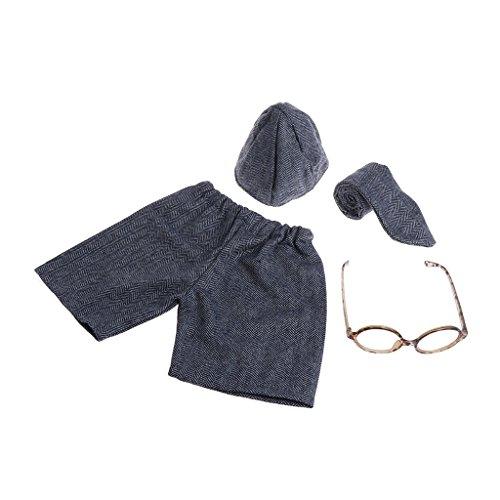 Kostüm Qualität Studio - Shaoyanger Fotografie Requisiten Baby Boy Gentleman Set Kostüm Kleidung Studio Shoot