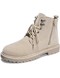 3186e3c630 LOVDRAM Stiefel Männer Winter Männer Casual Martin Stiefel Mode Hohe Schuhe  Verdicken Baumwolle Schuhe Warme Retro