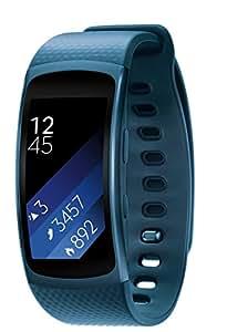 Samsung Gear Fit2 GPS Sports Band (Blue) L Size