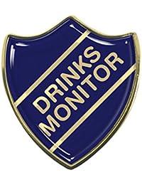 Capricornone Mentor Gel Domed School Shield Badge