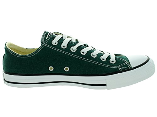Converse Chuck Taylor All Star Homme Burnished Suede Ox 381630 Herren Sneaker Gloom Green