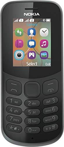 Nokia 130 (2017) Dual SIM Nero SIM Free