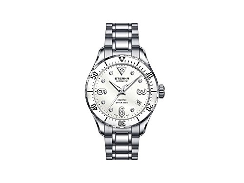 Eterna Lady KonTiki Diver Automatic Watch, SW 200-1, 38mm, 20 ATM, Special Ed