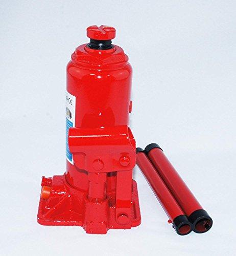 Elevador hidráulico botella de 12toneladas.Alcance 12Ton.