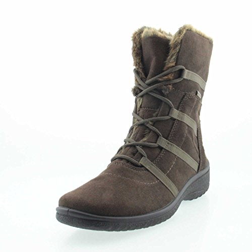 ara , Chaussures bateau pour femme Marron Marron Marron - Marron