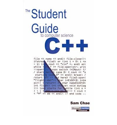 the-student-guide-to-computer-science-c-author-sam-chae-jul-2001
