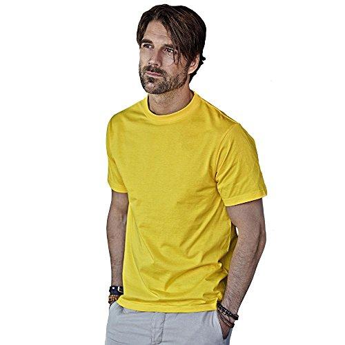 Tee Jays - Men's Basic T- Shirt Bright Yellow