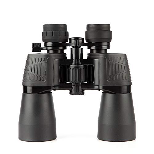 LXZ#Homegift Ferngläser 50 mm Großes Objektiv Fernglas BAK4 Prisma Wasserdicht Teleskop Fußball Spielkonzert (Auflage : 10-20X50)