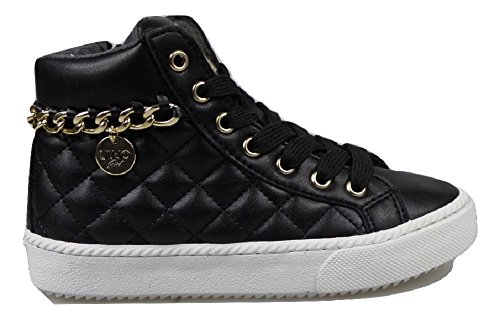 LIU JO GIRL SNEAKERS DONNA ALTA [UM22524] - 35, NERO
