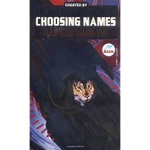 Choosing Names: Man-Kzin Wars VIII
