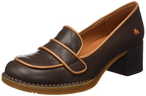 Art Damen Bristol Pumps, Braun (Star Brown-Cuero), 40 EU