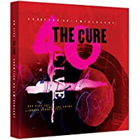 THE CURE: 40 LIVE - CURÆTION-25 + ANNIVERSARY