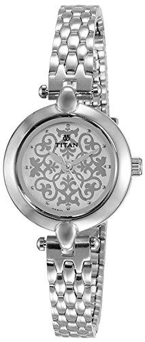 41 Oit%2BuHVL - Titan 2521SM02 Multi Colour Women watch