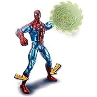 Spider Man 37264 - Statuina, Spiderman, Spinning Web Blade - Spider Man Gift Set